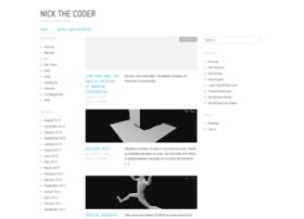 nickthecoder.wordpress.com