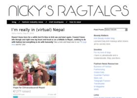 nickysragtales.com