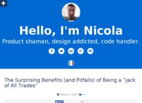 nicolaballotta.com