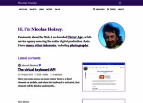 nicolas-hoizey.com