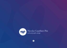 nicolas.gauthier-pin.com