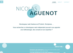 nicolasaguenot.com