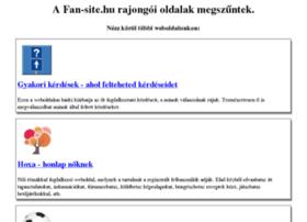 nicolascage.fan-site.hu