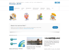 nicolasjean.fr