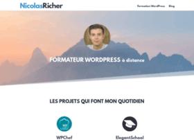 nicolasricher.fr