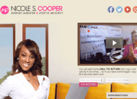 nicole.marketingtailor.com