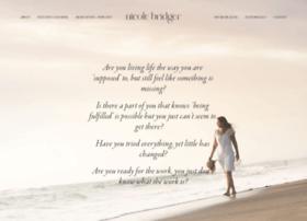 nicolebridger.com