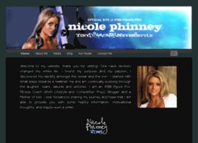 nicolephinney.com
