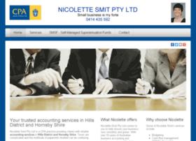 nicolettesmitptyltd.com.au