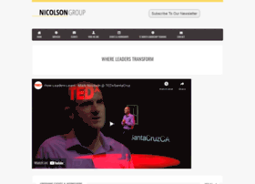 nicolsongroup.com