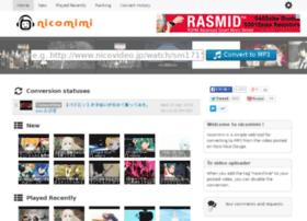 nicomimi.net