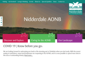 nidderdaleaonb.org.uk