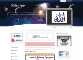 nidur.info