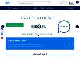 niebieskalinia.pl