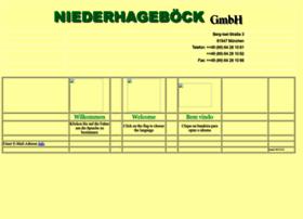 niederhageboeck.com