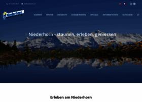 niederhorn.ch
