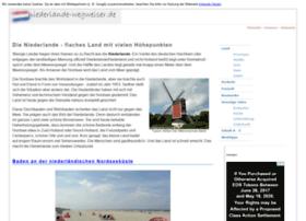 niederlande-wegweiser.de