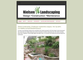 nielsen-landscaping.com