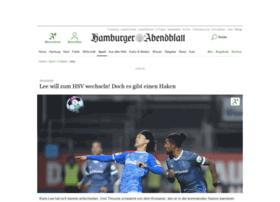 niemalszweiteliga.abendblatt.de