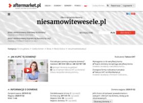 niesamowitewesele.pl