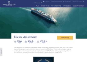 nieuwamsterdam.hollandamerica.com