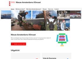 nieuwamsterdamsklimaat.nl