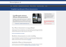 nieuweiphone.nl