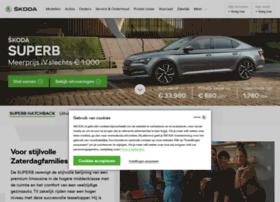 nieuwesuperb.skoda.nl