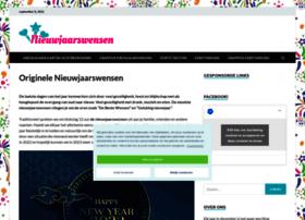 nieuwjaarswensen.be