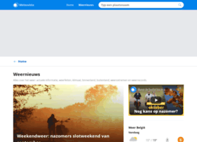 nieuws.meteovista.be