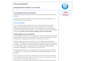 nieuwsbriefklant.nl