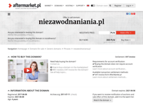 niezawodnaniania.pl