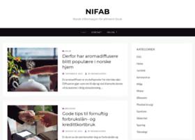 nifab.no