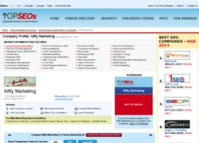 nifty-marketing.topseoscompanies.com