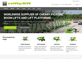 niftylift.co.uk