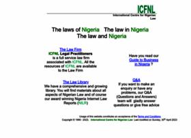nigeria-law.org