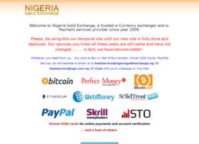 nigeriagoldexchange.com