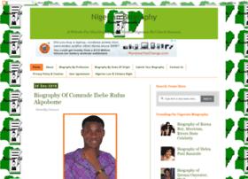 nigerianbiography.com