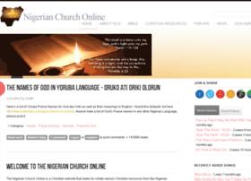 nigerianchurchonline.com