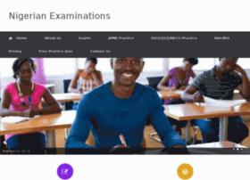 nigerianexaminations.com