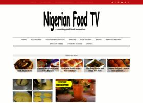 nigerianfoodtv.com