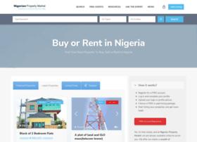 nigerianpropertymarket.com