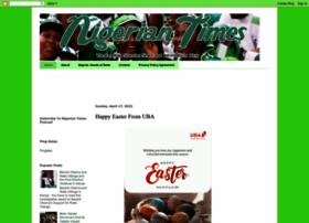 nigeriantimes.blogspot.com