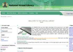 nigerianvirtuallibrary.com