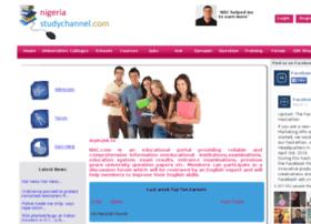nigeriastudychannel.com