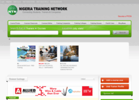 nigeriatrainingnetwork.com