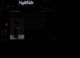 night-blade.com
