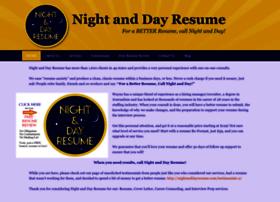 nightanddayresume.com