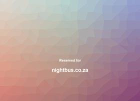 nightbus.co.za