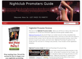 nightclubpromotersguide.com